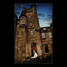 Alan Hutchison Aswpp Ruth And Stuart Broomhall Castle Near Stirling Http Scottish Weddingsstirlingwedding