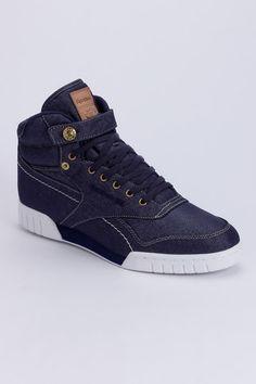 ExoFit Plus Hi - Reebok - Footwear : JackThreads