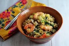 Slow-Cooker Shrimp and Artichoke Barley Risotto.looks healthier than most slow cooker recipes! Healthy Slow Cooker, Healthy Crockpot Recipes, Healthy Cooking, Slow Cooker Recipes, Healthy Eating, Cooking Recipes, Crockpot Meals, Healthy Food, Dessert Healthy