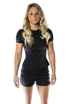 GLP Aired Tech Short Sleeve #ConfidenceFromWithin GLPfitness.com