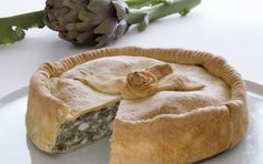 Moroccan Cuisine Dough ingredients: - 180 g plain flour. - 150 g ricotta cheese. Vegetarian Recipes, Cooking Recipes, Dough Ingredients, Asiago Cheese, Ricotta, Delish, Peanut Butter, Pie, Vegetables
