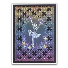 Grace on Parchment Card