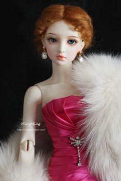 Ming Ming by Den of Angels Anime Dolls, Bjd Dolls, Dainty Doll, Cute Baby Dolls, Poppy Parker, Cute Girl Wallpaper, Beautiful Barbie Dolls, Creepy Dolls, Beautiful Girl Photo
