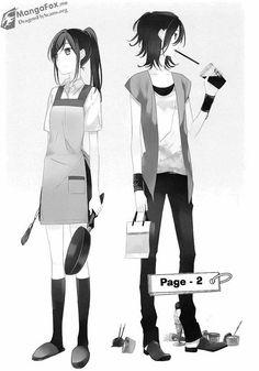 Horimiya 2 página 1 (Cargar imágenes: 10) - Leer Manga en Español gratis en NineManga.com