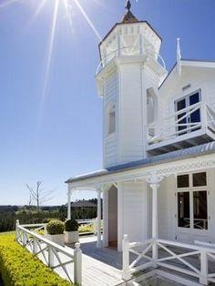 """The Hart"" Luxury Lodge, New Zealand"