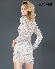 crystal and beading cocktail dresses