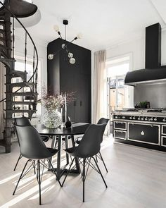 Domainepursue your dreams of the perfect scandinavian style home with these inspiring nordic apartment designs. Scandinavian Style Home, Scandinavian Interior Design, Apartment Interior Design, Interior Design Kitchen, Modern Interior Design, Interior Decorating, Interior Rendering, Decorating Kitchen, Contemporary Interior