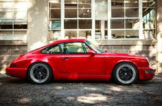 Porsche 964 by Ian. S. on Flickr.