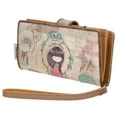 Anekke Nature Πορτοφόλι καρπού Bags, Fashion, Handbags, Moda, Fashion Styles, Fashion Illustrations, Bag, Totes, Hand Bags
