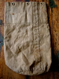 """Another Pair Not Fellows""; Adventures in Research and Reinterpreting the American Revolution: Reconstructed 18th Century Sailor's Ditty Bag"
