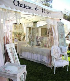 """Christie's booth """"The Vintage Marketplace"""" March 2012"""