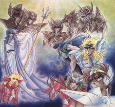 Saint Seiya - Poseidon Saga