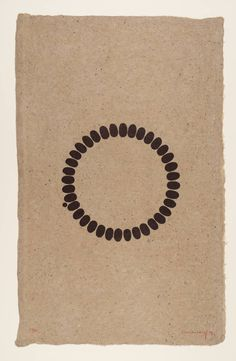 Artwork page for '[no title]', Richard Long, 1994 Richard Long, Tate Britain, Dark Ink, Paper Dimensions, Mark Making, Color Stories, Contemporary Art, Abstract, Drawings