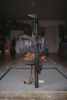 Airsoft Guns, Weapons Guns, Guns And Ammo, Tactical Rifles, Firearms, Shotguns, Tactical Survival, M4 Carbine, Custom Guns