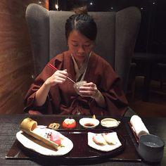 來生要做日本人 #nihonjin #kaiseki #japan #atami by yiprachel39