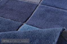 Dywan Eden Pixel Blue ED 11 www.arte.pl