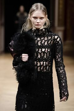 Sharon Wauchob Ready To Wear Fall Winter 2014 Paris
