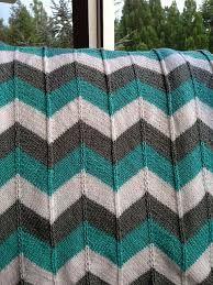 Resultado de imagen para chevron baby blanket