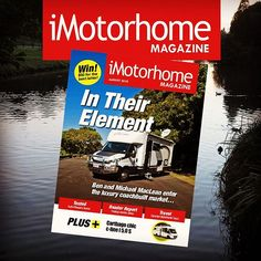 The ducks are in their element and so are we! Check out Issue 128 of iMotorhome! Weve tested the Latitude Element 27 the Carthago Chic and the Auto-Sleepers Nuevo! Hope you like it! House And Home Magazine, Australia Travel, Motorhome, Ducks, Lettering, Chic, Instagram, Shabby Chic, Calligraphy