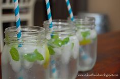 Cucumber Vodka Drinks!  Pearl Vodka website with tons of recipes for flavored vodkas