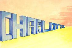 Arts Plastiques - Institut de La Tour: Les prénoms en perspective Graffiti Art, Art Mots, Perspective Drawing, Point Perspective, 7th Grade Art, Painting For Kids, Art For Kids, Jr Art, Diy Artwork