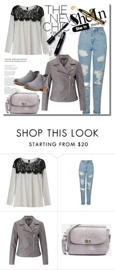 """""""SheIn 2"""" by miincee ❤ liked on Polyvore featuring Topshop and Miss Selfridge"""