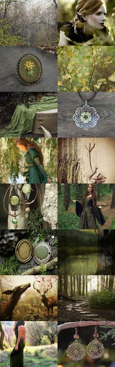 Through the Woods by Dana Marie on Etsy--Pinned with TreasuryPin.com