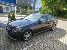 Mercedes-Benz E 500 4Matic 7G-TRONIC