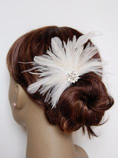 Carry the theme through with your hair accessories