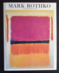 Guggenheim Museum # MARK ROTHKO - A Retrospective # 1978, mint-