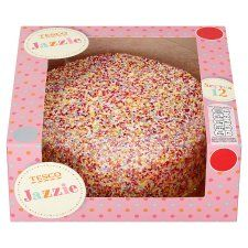 Valentines Cake Decorations Tesco : Tesco Medium Fully Iced Ready to Decorate Rich Fruit Cake ...