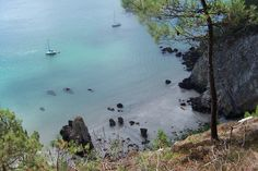 Crozon Peninsula by the road of the customs officers - Brittany - France