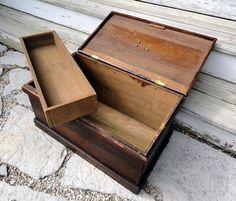 Antique Carpenter's Tool Chest