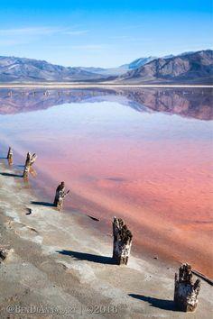 Saline Lake Death Valley. [OC](5616x3744)