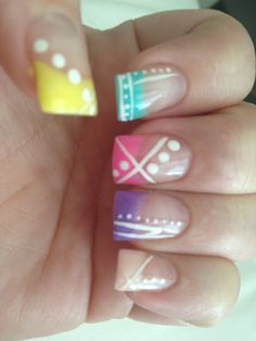 Easter nails!!/ Bindy Flores