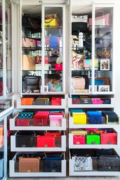 Here's a hypothetical: You own a jillion exquisite Chanel handbags (among other treasures). You'd want the world to know it, right? Or—c'mon—at least your best friends and family. Not if you're Lori Landes, a Highland Park mother of five, who owns an astonishing collection of Chanel and has no impulse whatsoever to show it off. …
