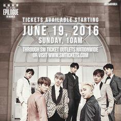 2016 BTS LIVE 화양연화 On Stage: Epilogue // Manila