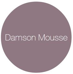 Damson Mousse  | Earthborn  -clay based breathable emulsion