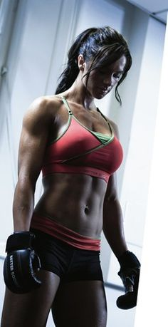 Boxing Workout: Hit Like a Girl!