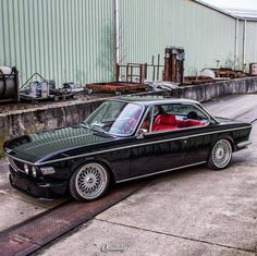 The styling of the Bmw CSi is still a thing of beauty after nearly 50 years since it'… - Actual Pin Bmw E9, Suv Bmw, Bmw Cars, Bmw M Power, Bmw Autos, Bmw Classic Cars, Bmw 2002, Diesel Cars, Small Cars
