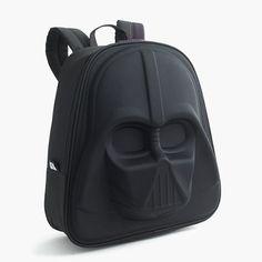 J.Crew - Kids' Loungefly® Star Wars™ Darth Vader 3-D backpack