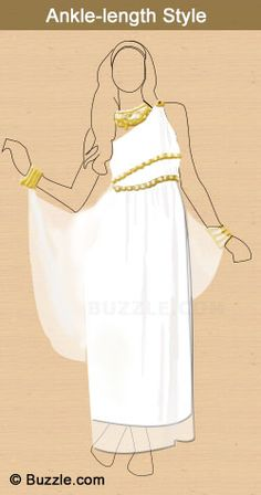 Toga Costumes for Women