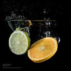 Fruit Splash by JochenBoy