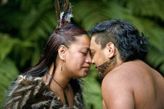 What Is the Significance of the Mãori Hongi Greeting?