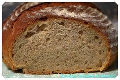 Weizen-Quinoa-Brot mit Quinoapops