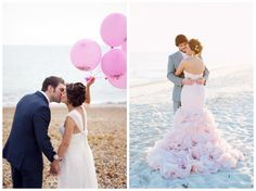 pink beach wedding dresses - plus size dresses for wedding guests