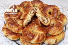 Cevizli Haşhaşlı Açma Cyprus Food, Turkish Recipes, Ethnic Recipes, Bagel, Kids Meals, Feel Good, Recipies, Brunch, Food And Drink