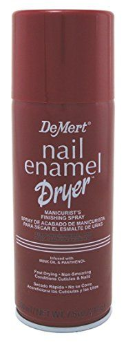 Demert Nail Dry Spray 75oz 3 Pack ** Continue to the product at the image link.