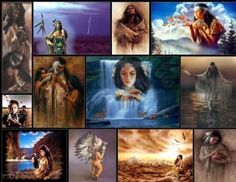 A Cherokee Legend - Cherokee Creation Story (Version 1)