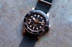 Tudor Heritage Black Bay Black Watch